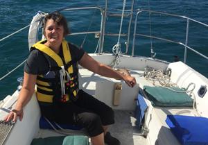 adult sailing class