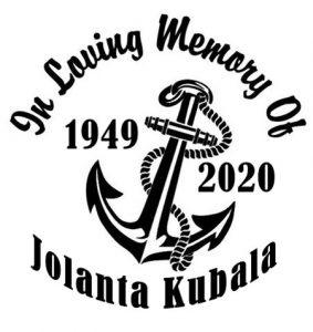 In memory of Jolanta Kubala