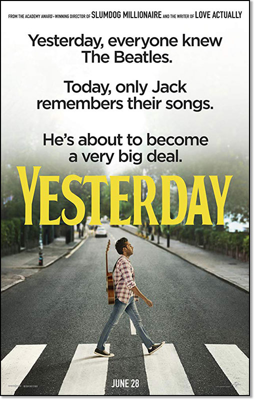 Poster for movie Yesterday