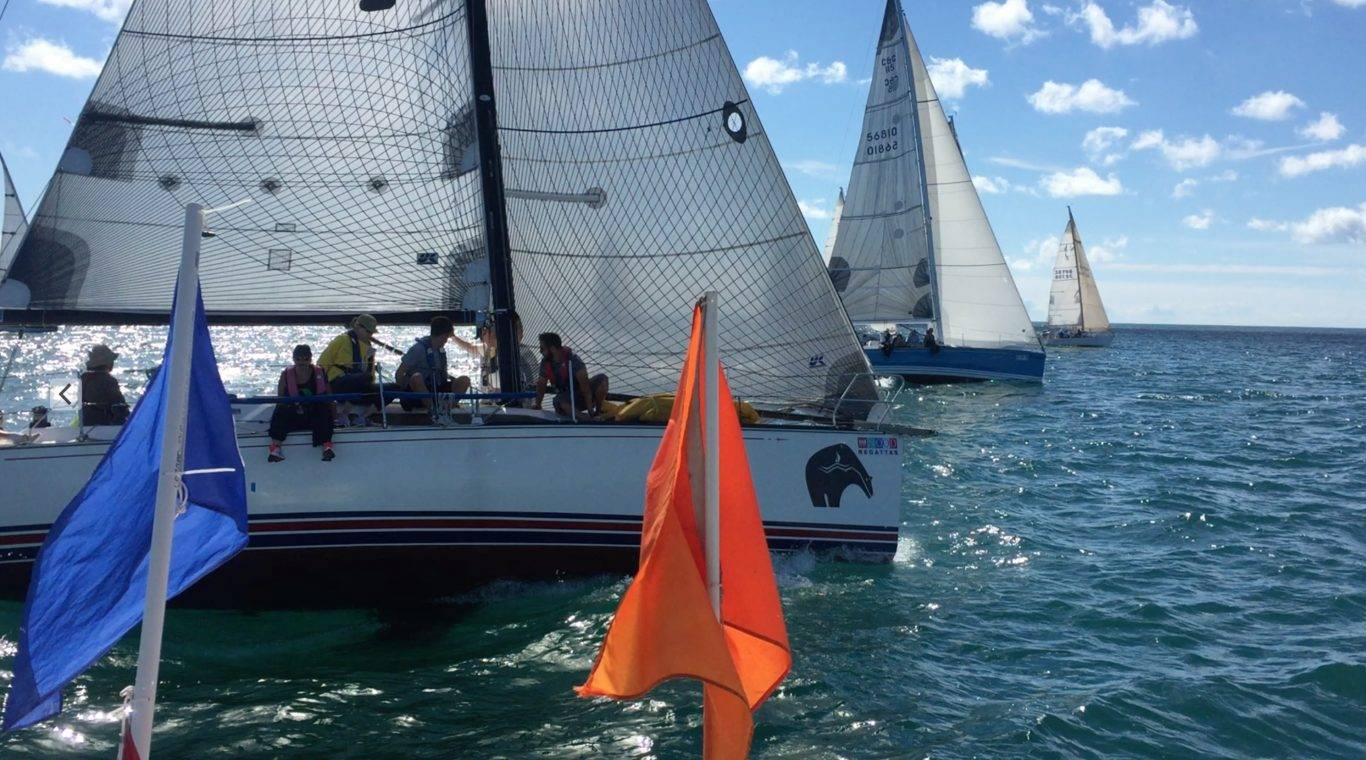 Sail Racing Crew Class March 10
