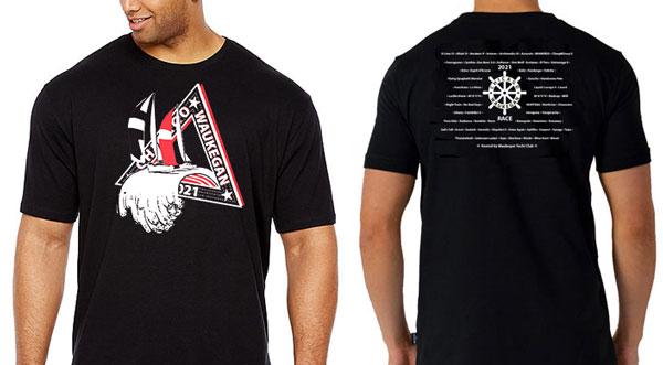 Chicago-Waukegan Commemorative T-shirt