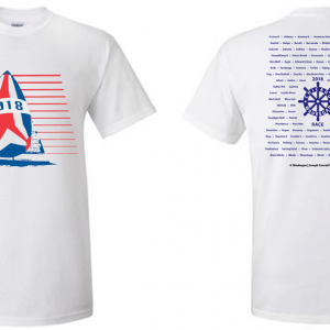 T-Shirt for Chicago-Waukegan race