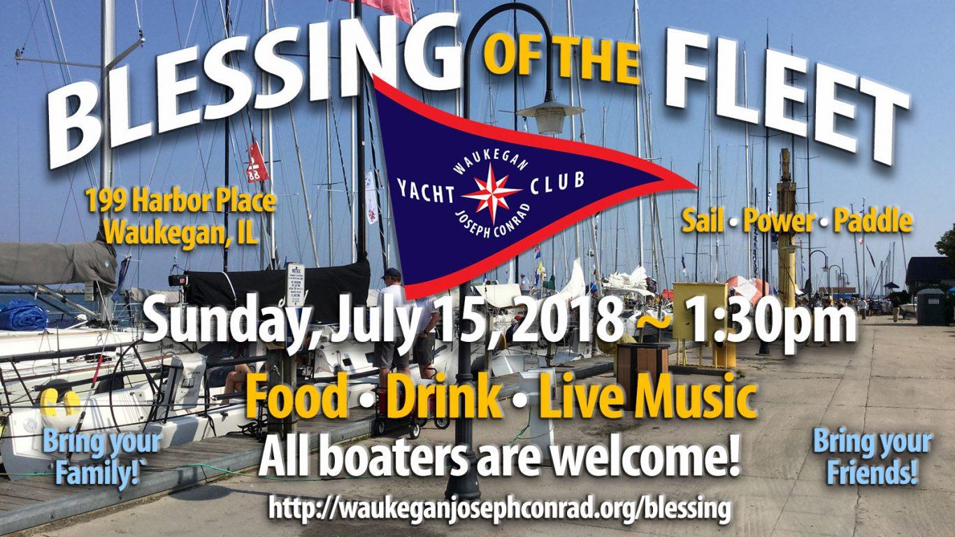 blessing of the fleet flyer