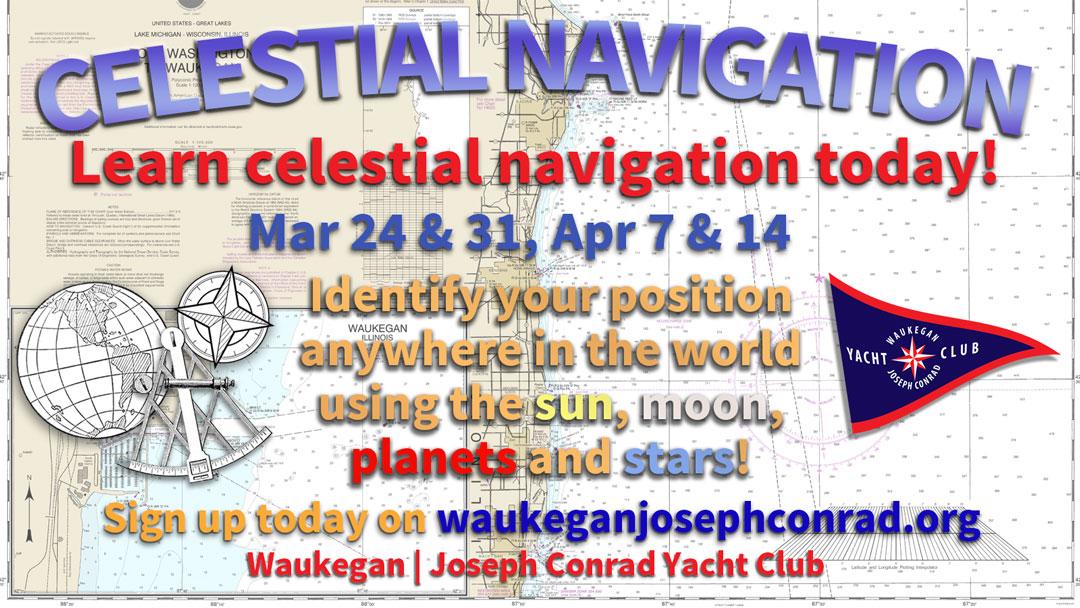 2019 Celestial Navigation class