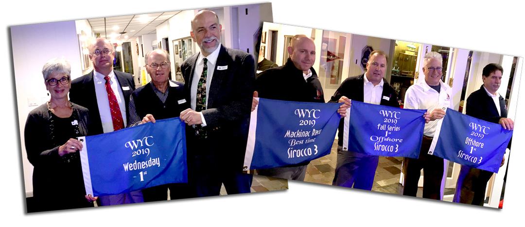 WYC Sail awards
