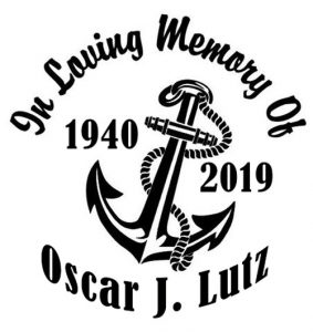 Oscar J Lutz-Memorial