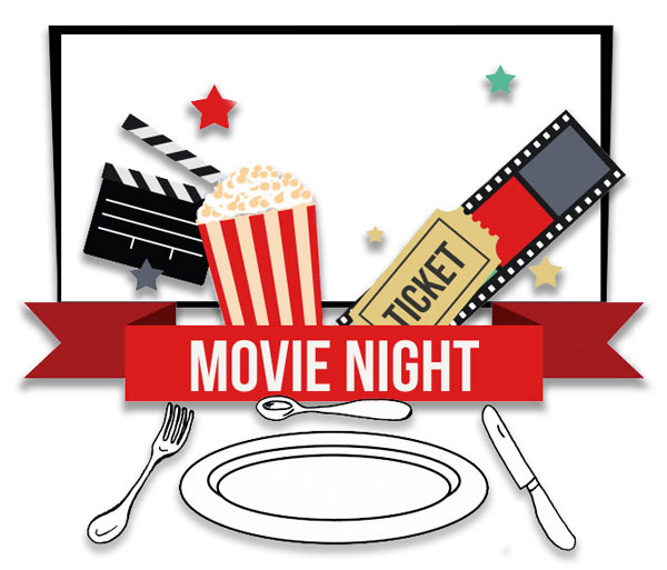 Movie night fun first event of 2020