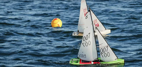 Learn RC racing and sailing