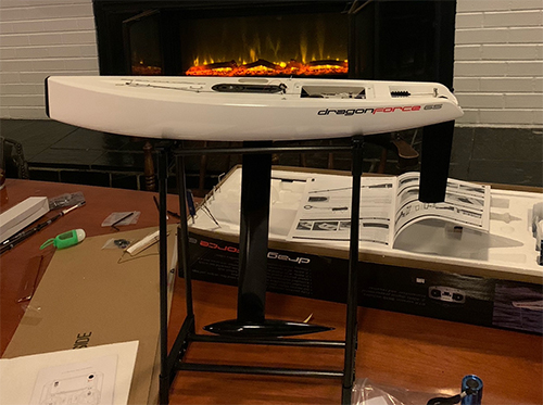 RC Boat build