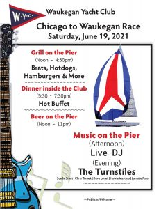 Chicago-Waukegan Race and Party