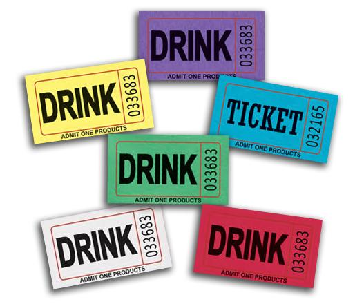 WYC Drink tickets