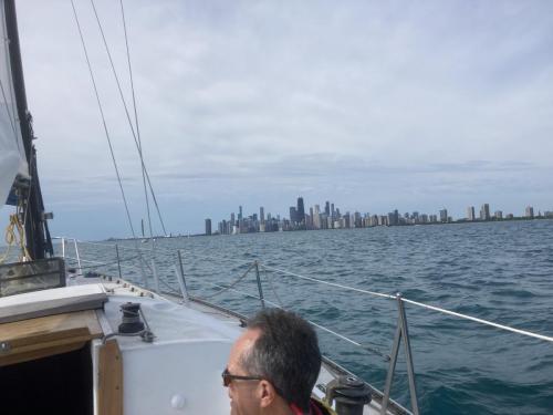 2021 Chicago Waukegan starting line