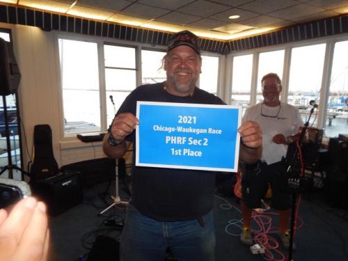 2021 PHRF Section 2 1st Place